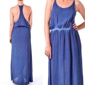NORDSTROM // Betro Simone Royal Blue Maxi Dress